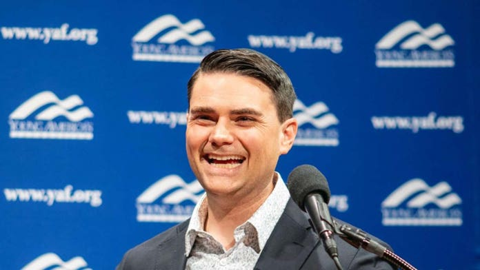 Ben Shapiro: Trump engaged in 'deeply embarrassing and immoral behavior' but nothing criminal