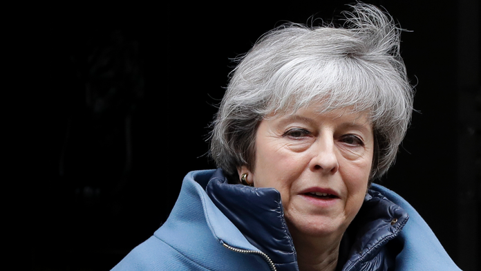 'Great personal regret' that UK won't leave EU with deal next week: Theresa May
