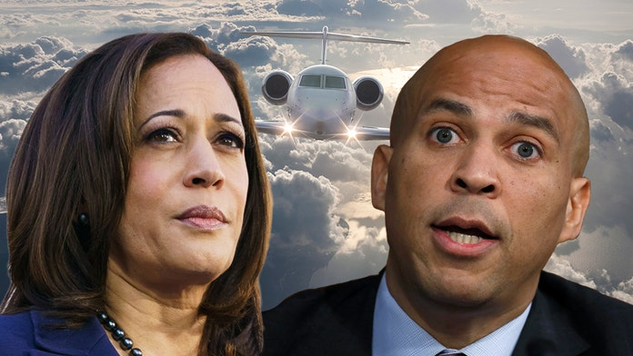 2020 Democrats jump to endorse Green New Deal despite spending hundreds of thousands on air travel - includ...