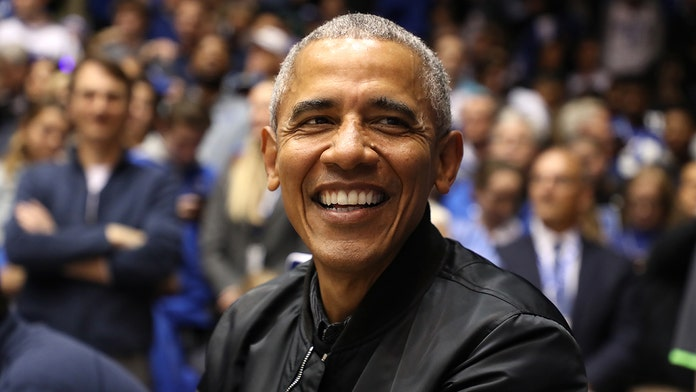 Barack Obama's '44' bomber jacket wins praise on Twitter, has fans wondering where it came from
