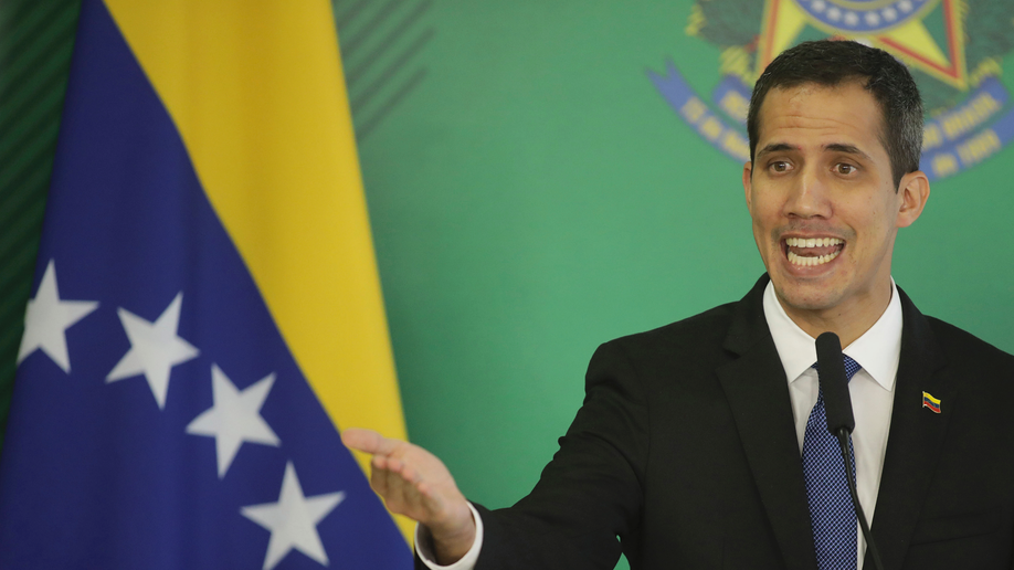 Venezuela's Guaido Says 600 Military Officers Have Abandoned Maduro