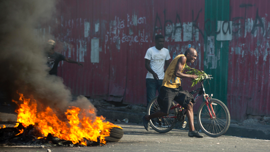 All 78 detainees escape Haiti prison during protest