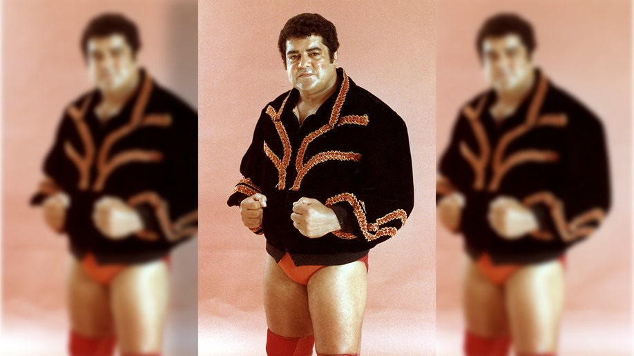 ***FILE PHOTO*** Former WWF Champion Pedro Morales Passes Away At Age 76 Pedro Morales Portrait Shoot. Credit: George Napolitano/MediaPunch /IPX