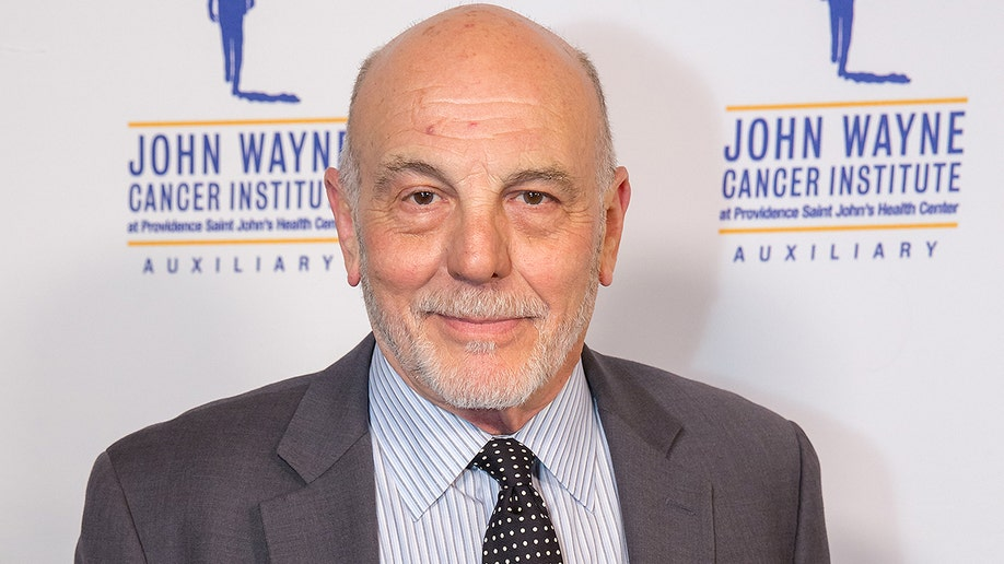 BEVERLY HILLS, CALIFORNIA - APRIL 09: Actor Carmen Argenziano attends the John Wayne Odyssey Ball at the Beverly Wilshire Four Seasons Hotel on April 9, 2016 in Beverly Hills, California. (Photo by Greg Doherty/Getty Images)