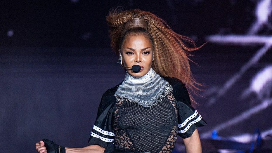 Janet Jackson sex video latina orgia wideo
