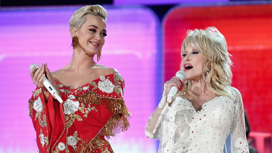 Grammys 2019: Dolly Parton respected in all-star reverence featuring Miley Cyrus and Little Big Town
