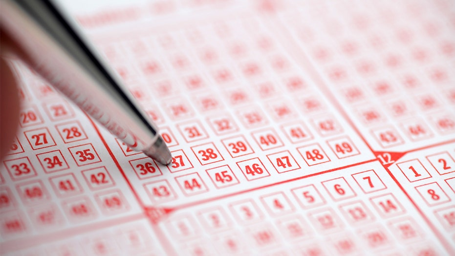 Australian woman wins lottery with late husband's lucky numbers