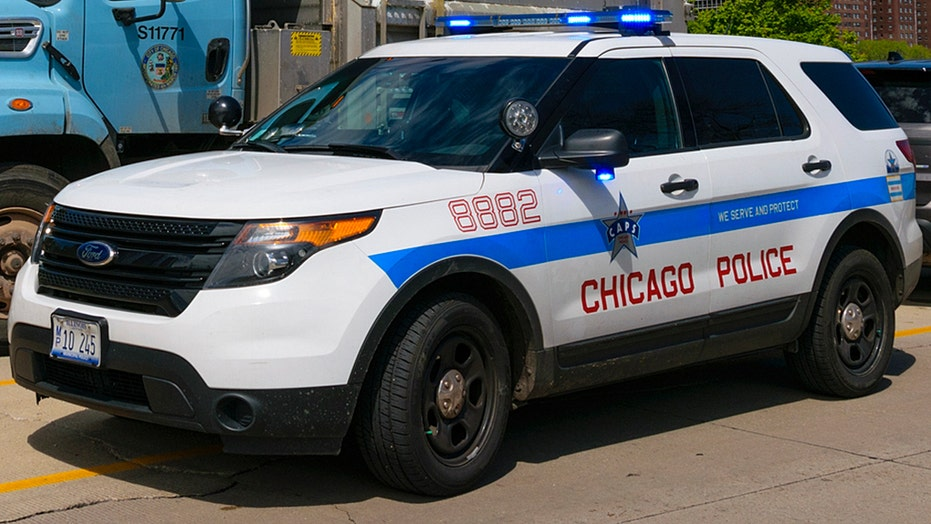Elderly Chicago woman killed, 10 police officers injured in multiple