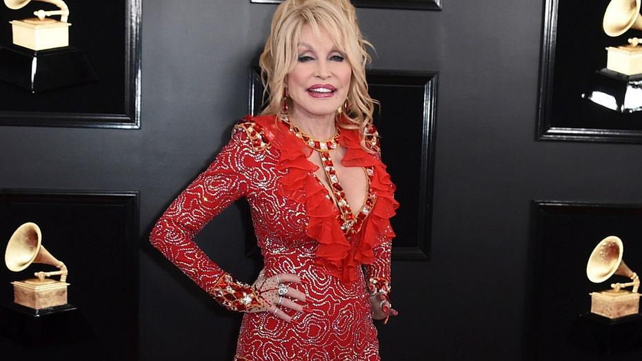 Dolly Parton's ice cream re-released online after technical issues