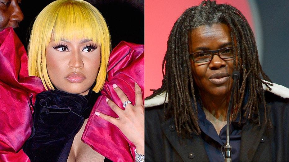 Nicki Minaj settles copyright lawsuit, will pay Tracy Chapman $450G
