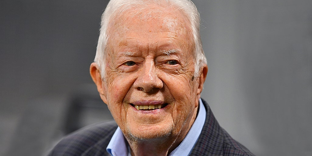 Jimmy Carter says he hopes 'there's an age limit' for presidency ...