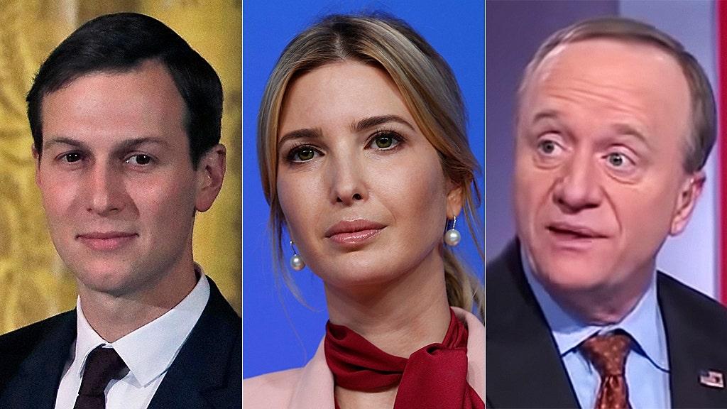 CNN's Tapper checks analyst, Clinton pal over horrible Jared, Ivanka insult