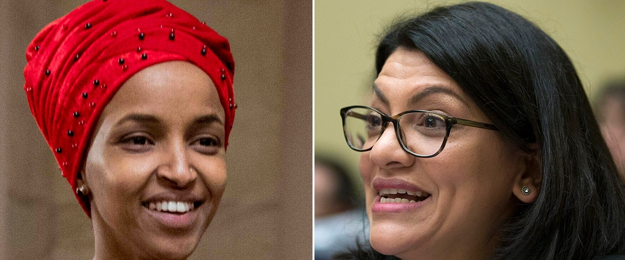 Group that planned Tlaib-Omar trip sees anti-Israel statements, suicide bomber language under scrutiny