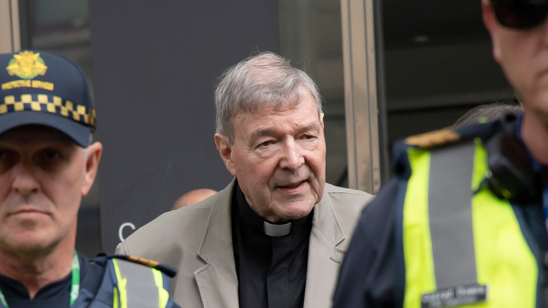 Australian Cardinal – George Pell Given 6 Years Prison Sentence