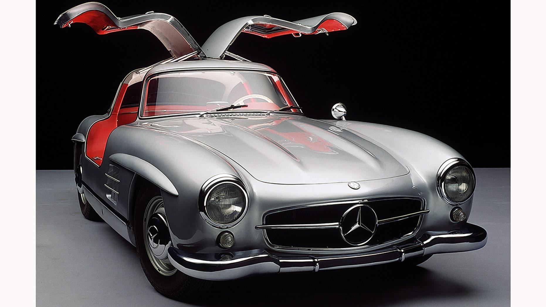 1954 Mercedes Benz 300 SL Gullwing