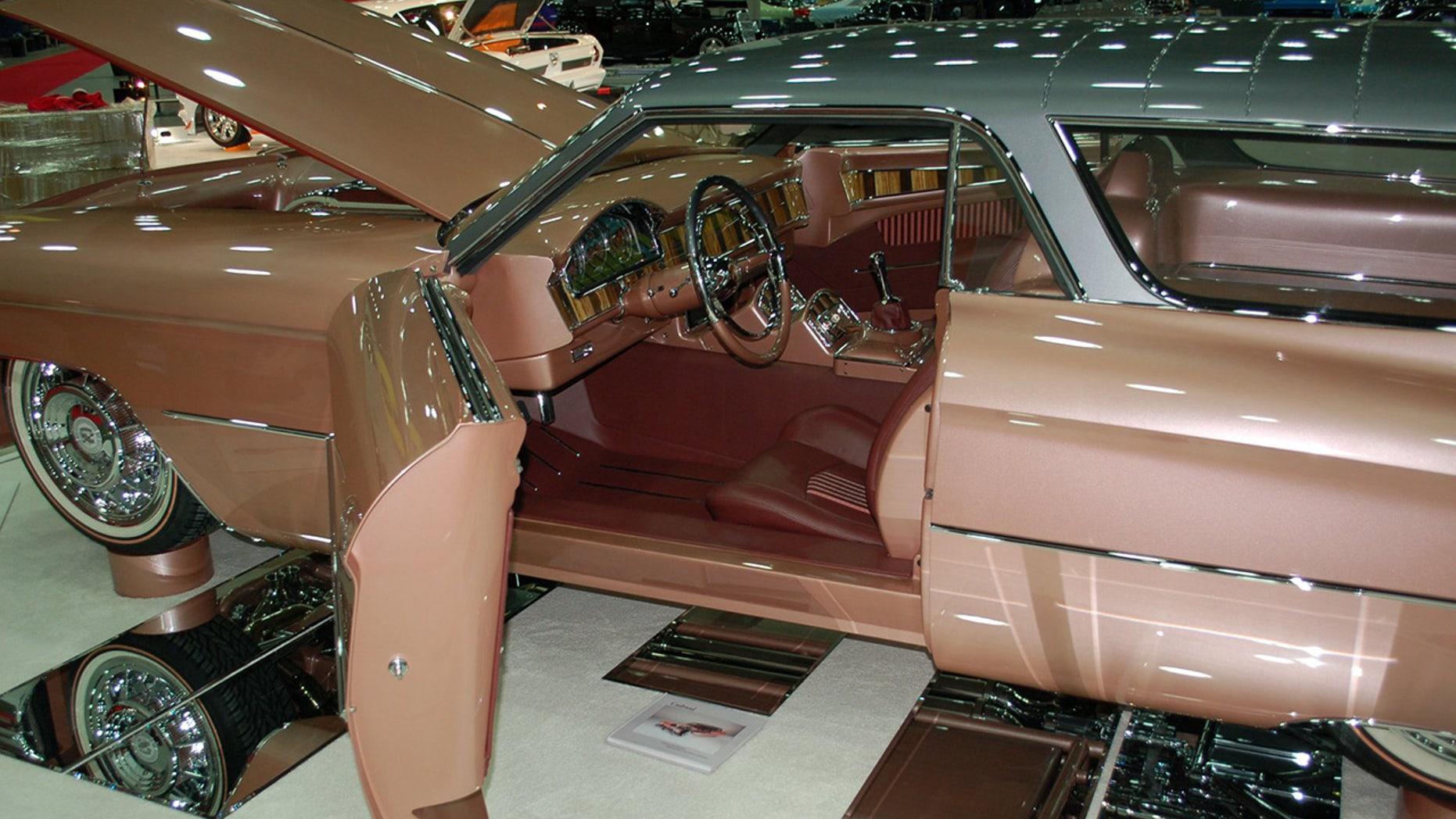 1959 Cadillac CadMAd interior