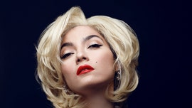 Blanca Blanco strips down like Marilyn Monroe for 60-year anniversary of 'Some Like it Hot'
