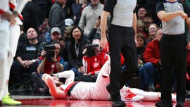 GRAPHIC VIDEO: Blazers' Jusuf Nurkic suffers 'devastating' leg injury