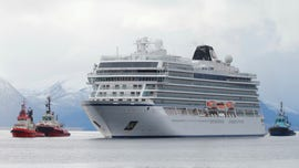 Cruise ship stranded off Norway's coast reaches port after harrowing helicopter rescues