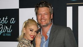 Gwen Stefani and Blake Shelton pose 'together' in sweet Photoshopped throwback photo