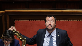 The Latest: Italian minister explains refusal of migrants