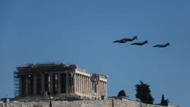 Greek PM: Turkish fighter jets harassed helicopter