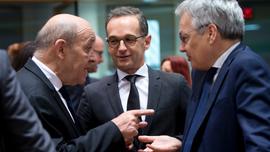 NATO, EU condemn Russia's 2014 seizure of Crimea