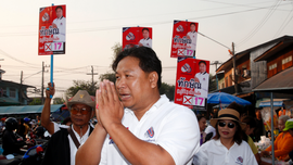 Pro-Thaksin candidates adopt his name in Thai election