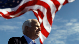 Rep. Adam Kinzinger: John McCain's life will be seen as a testament to the strength of the American character