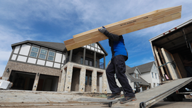 US housing starts slumped 8.7 percent in February
