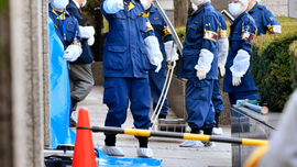 US man arrested for allegedly stabbing wife at Tokyo court