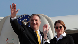 From Israel, Pompeo arrives in Beirut for two-day meetings
