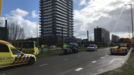 The Latest: Dutch police considering terrorism in shooting