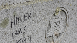Police: Anti-Semitic graffiti worse than at first thought