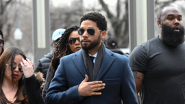 Fox 'gratified' by Jussie Smollett case dismissal, no word on his 'Empire' future