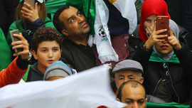 Algerian president's party rejects his protest strategy