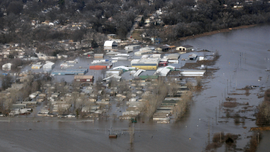 Flooding damage extensive in Midwest and more rain forecast