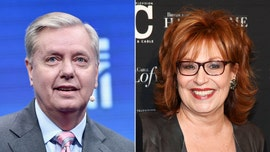'The View' co-host Joy Behar says Lindsey Graham 'needs to find his testicularity'