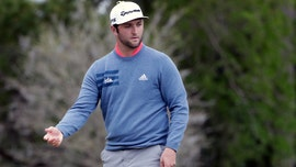Pro golfer Jon Rahm curses after ignoring caddie's advice at Players Championship