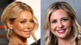 Kelly Ripa responds to Sarah Michelle Gellar's 'All My Children' throwback photo on Instagram