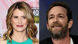 Kristy Swanson posts 'goofy' Luke Perry throwback photo from 'Buffy the Vampire Slayer': 'I love you'