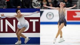 US figure skater Mariah Bell accused of purposely cutting South Korean opponent at world championships