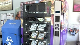 Las Vegas vending machine dispenses overdose-reversal drug Narcan