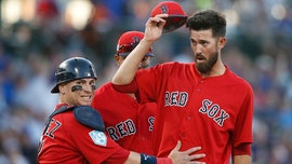 Red Sox pitcher Rick Porcello's surprising reaction after 'scary' line drive hits head