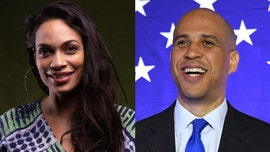 Cory Booker calls girlfriend Rosario Dawson a 'wonderful,' 'incredible human being'