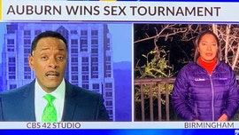 Auburn Tigers dubbed winners of 'sex tournament' by Alabama TV station in on-air blunder