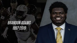 Georgia Tech football player Brandon Adams dead at 21, school says