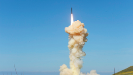 Pentagon: Missile defense test succeeds in shootdown