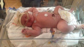 New York mom gives birth to 15-pound baby girl: 'It was pretty violent'