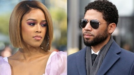 'Empire' star Serayah McNeill wishes Jussie Smollett 'best of luck' amid alleged hate crime hoax